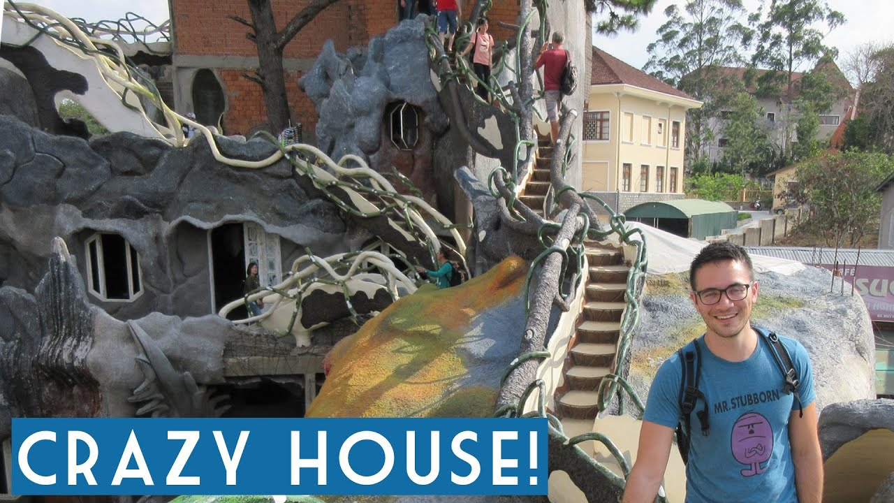 The Craziest House Ideas You Need To Read: The Crazy House AKA Hang Nga Villa // Dalat, Vietnam