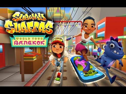Subway Surfers Picks Up Bangkok World Tour Update Windows
