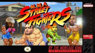 MMA Fighters Getting Into Street Fights