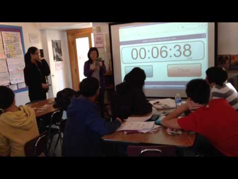 AP Chinese- Presentation about Beijing 2