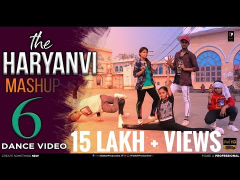 The Haryanvi Mashup 6 | Dance Video | Choreography By Govind Mittal | THM 6 |