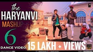 The Haryanvi Mashup 6 | Dance video | Choreography By Govind Mittal | THM 6 |