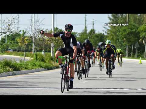 Michael Testori: Team Cayman profile XXI Commonwealth Games