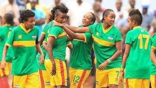 የኢትዮጵያ ብሔራዊ ቡድን (ሉሲ) የሊቢያ አቻውን 8–0 በሆነ ውጤት አሸነፈ | Team Ethiopia smashed Team Libya with 8–0 result