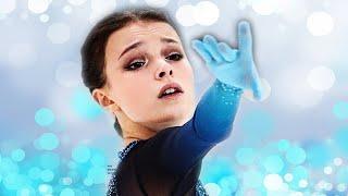 Анна Щербакова главный фаворит этого сезона на всех стартах сможет ли Трусова её победить