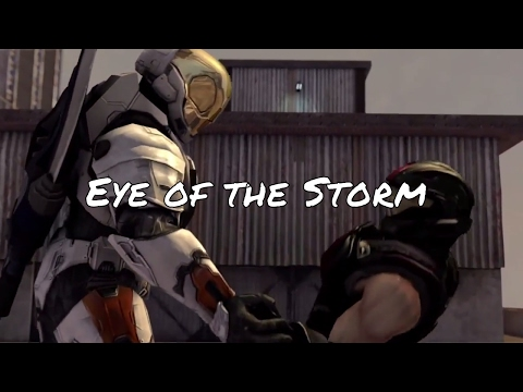 Red vs Blue - AMV - Eye of the Storm