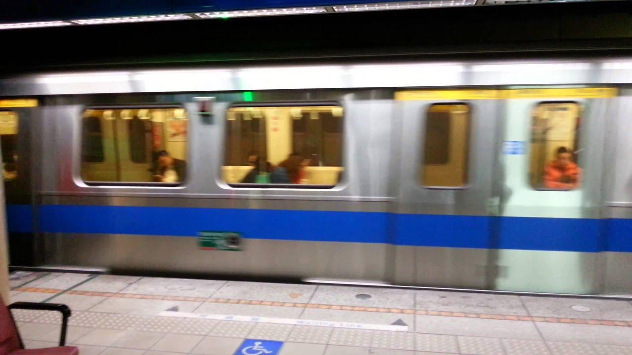 臺北捷運341型往亞東醫院板橋出站 - YouTube
