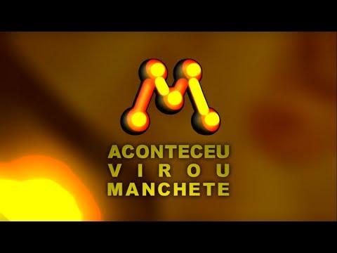 """Teaser Documentário """"Aconteceu, virou Manchete!"""""""