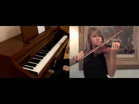 The Gravel Road from The Village Violin and Piano Cover (Collaboration with Verdegrand)