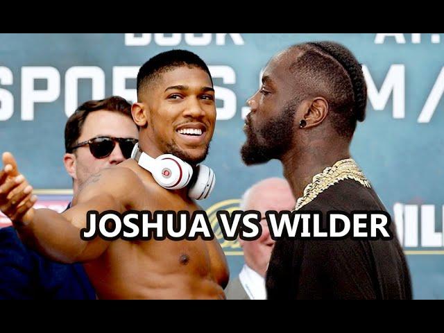 JOSHUA-WILDER in 2020!! Ruiz wants a trilogy!