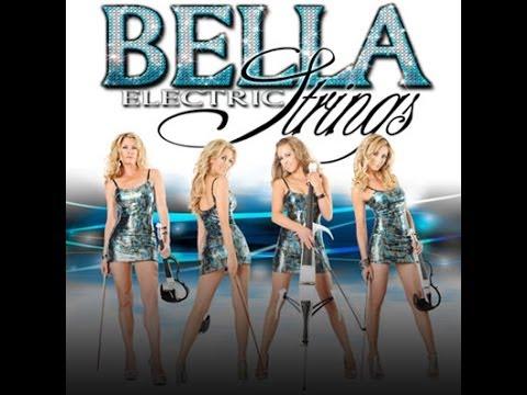 Bella Strings LIVE at Ted Brown Music in Tacoma, Washington!