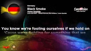 Ann Sophie-Black Smoke (Germany) Eurovision Song Contest 2015