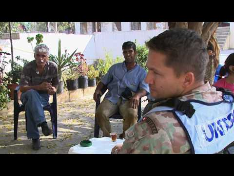 Swiss military observers in Lebanon - Trailer