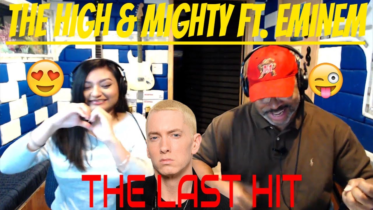 The High & Mighty feat. Eminem
