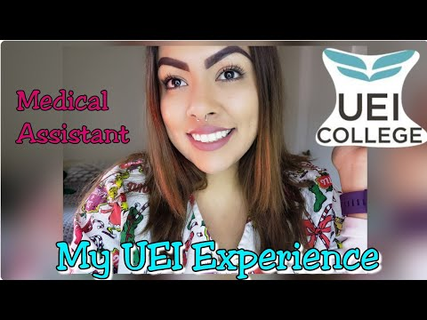 My UEI College Experience & In Depth Information| Medical Assistant School | Isabel Munoz