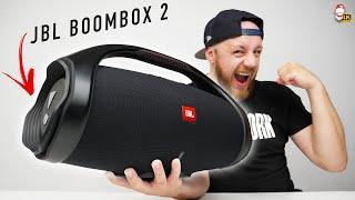 🔥 JBL Boombox 2: Nejvýkonnější přenosný reprák od JBL! | WRTECH [4K]
