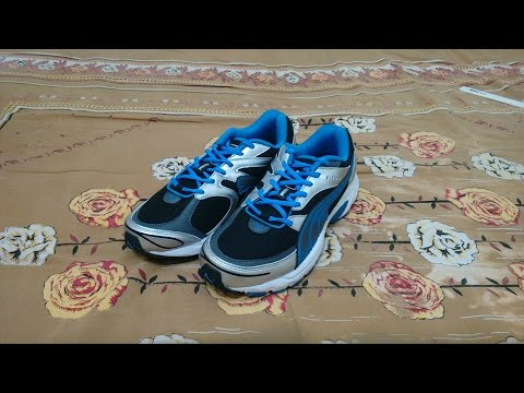 unboxing-puma-running-sports-shoe-with-1080p-quality