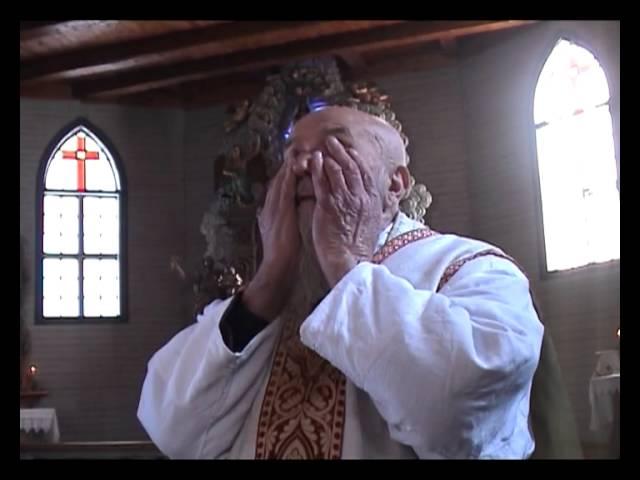T?vo Stanislovo evangelijos aiškinimas: Gelb?kit?s iš šitos iškrypusios paderm?s!
