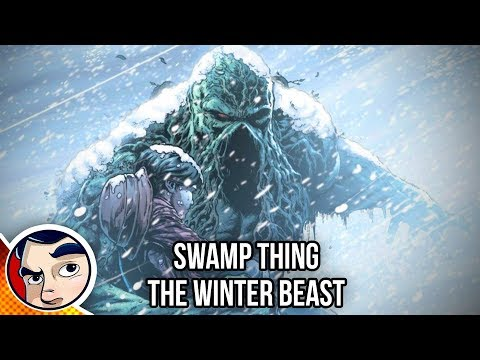 """Swamp Thing """"The True Monster"""" - Rebirth Complete Story"""