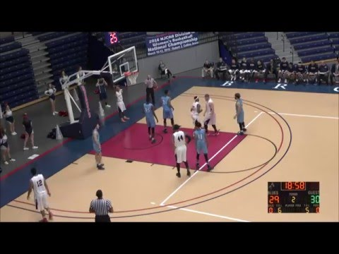 Brookdale Mens' Basketball December 12, 2015 vs. Middlesex County College