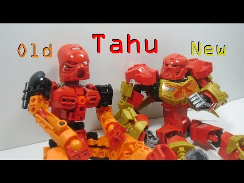 Old vs New: Tahu