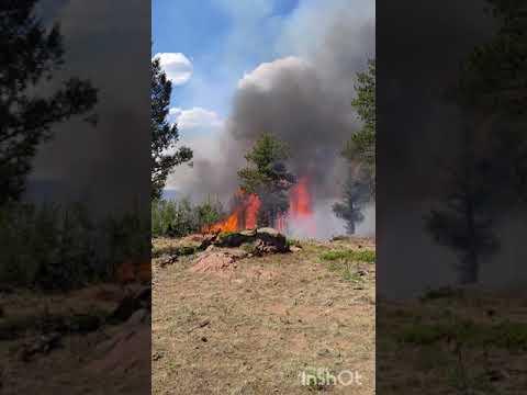Colorado Fire 2018