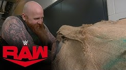 Erick Rowan reveals creepy inhabitant of mysterious cage: Raw, March 2, 2020