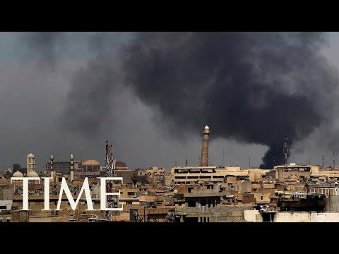 ISIS Just Destroyed One Of Iraq's Most Iconic Mosques, Says Iraq's Ministry Of Defense | TIME