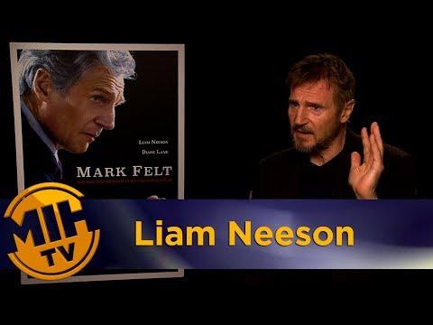 Liam Neeson Mark Felt Interview