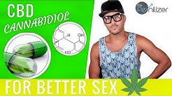 CBD Cannabidiol for Better Sex - CBD Vs THC: What's The Difference?