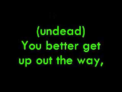 Hollywood Undead - Undead (lyrics)