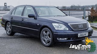 Can You Get Luxury, Reliability AND A V8 for £5000? With a Lexus LS430, Maybe...