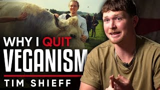 WHY I STOPPED BEING A VEGAN - Timothy Shieff | London Real