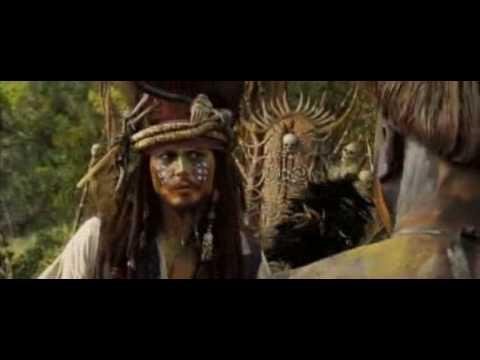 Cannibal King Jack Sparrow