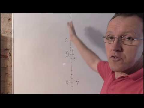 Координатная ось, координаты на прямой, противоположные числа