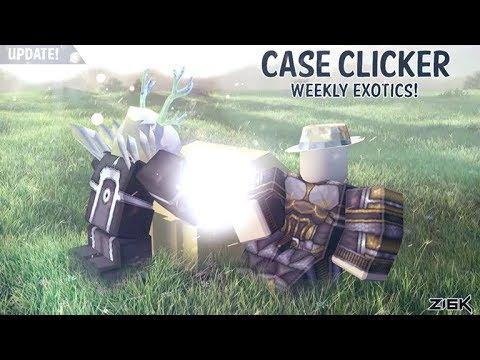 Roblox Case Clicker May 2018 Codes