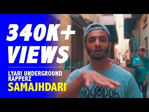 Samajhdari - Lyari Underground Rapperz (LUG Rapperz) | Patari Originals