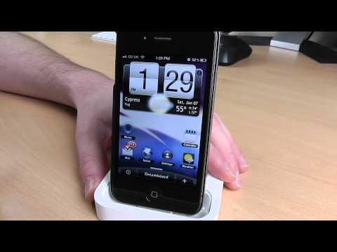 Samsung Galaxy S II theme for iPhone, iPod (Cydia) iOS4/iOS5