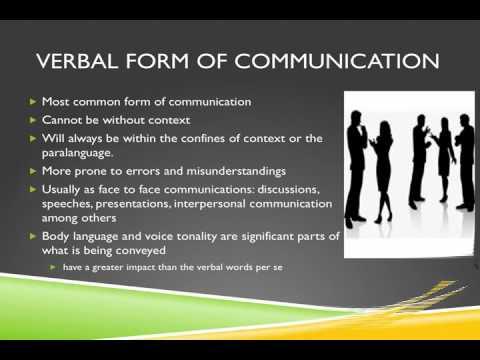 Communication Skills Power Pointmov - YouTube