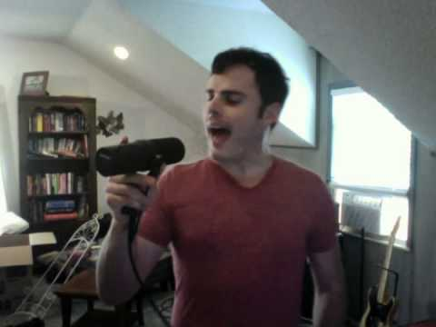 Guy Sings and Looks Like Queen's Freddie Mercury