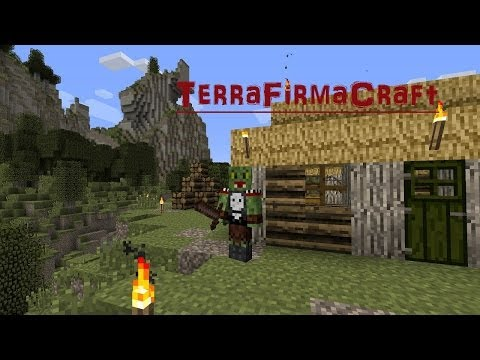 TerraFirmaCraft (Part 27) Blast Furnace Parts List