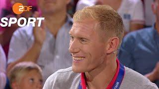 Abele: Aus Verletzungen lernt man | das aktuelle sportstudio - ZDF
