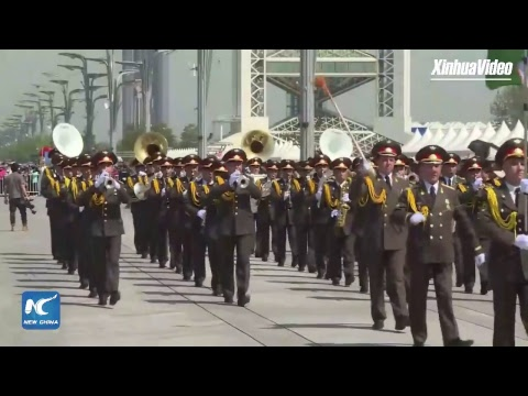 LIVE: Shanghai Cooperation Organization Military Tattoo held in Beijing