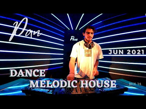 Dance // Melodic House Best Mix 2021 by Pan - DeadLine Radio #14