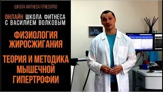Онлайн Школа Фитнеса с Василием Волковым