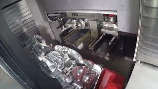 Fill machining center syncromill c / fill bearbeitungszentrum syncromill c