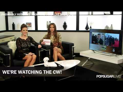 Critics' Choice Awards Red Carpet & Backstage with POPSUGAR!