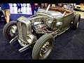 Hollywood Hot Rods Bare Metal Roadster