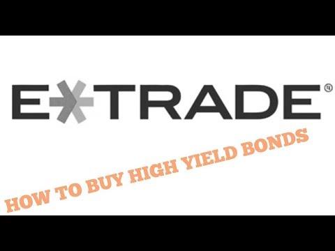 How to  buy high yield bonds W/ Td Ameritrade (2 min)
