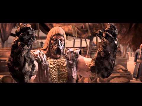 Tremor VS Johnny Cage Intros (funny)